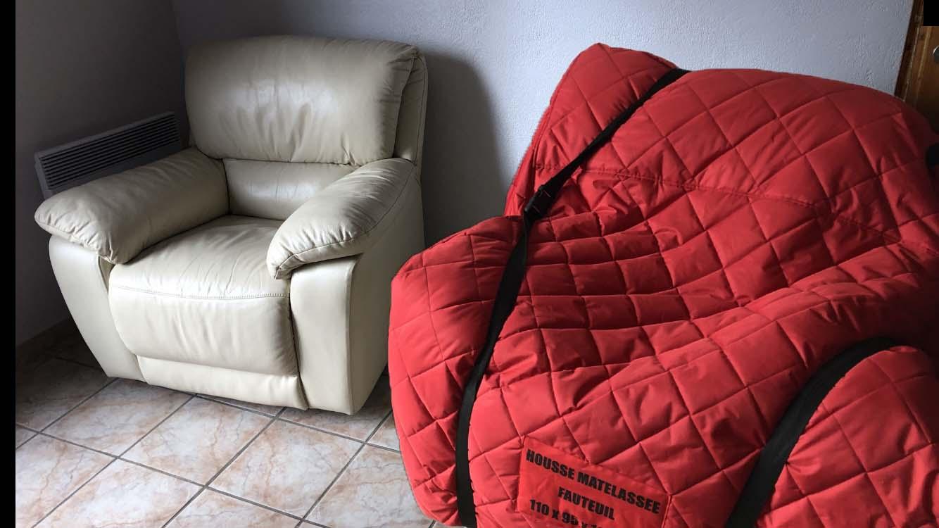 Lejeune protege vos fauteuils avec des hausses de protection