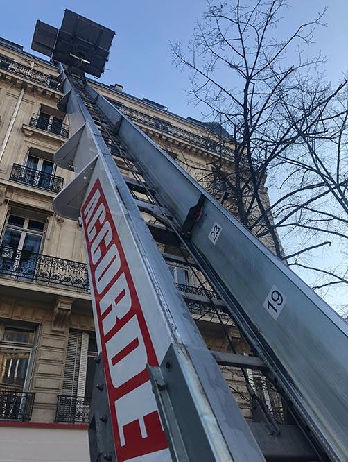 déménagement entreprise paris
